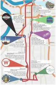 Kansas City Map Route Map U0026 Meeting Locations U2013 Kc Double Decker Tours