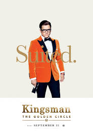 Seeking Season Two Band Trailer Kingsman The Golden Circle Character Posters Tv Shows