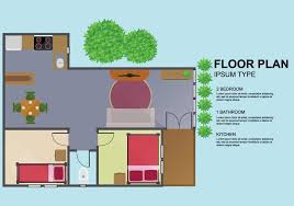 free floorplan free floorplan illustration free vector stock