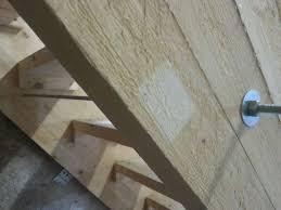 treppe bauen treppe in der scheune selber gebaut semiautark