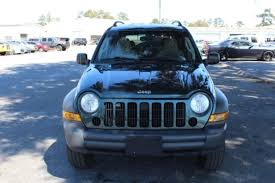 2006 green jeep liberty used 2006 jeep liberty for sale savannah ga