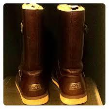 womens kensington ugg boots size 9 45 ugg boots authentic leather kensington ugg boots from