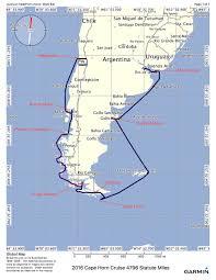 Cape Horn Map Cape Horn Cruise Trip