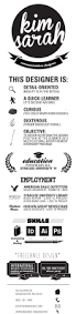 Creative Resume Online by Best 25 Graphic Designer Resume Ideas On Pinterest Graphic