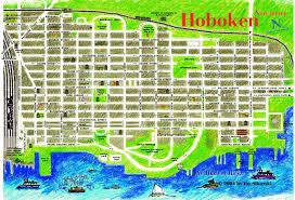 Dallas Area Map by Http Www Mappery Com Map Of Hoboken Walking Tour Map Hoboken