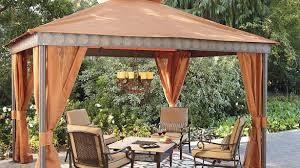 Backyard Canopy Ideas Outdoor Gazebos And Canopies Awesome Backyard Canopy