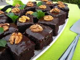moist chocolate cake with ganache topping hadia u0027s lebanese cuisine