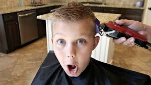 surprising back to haircuts youtube