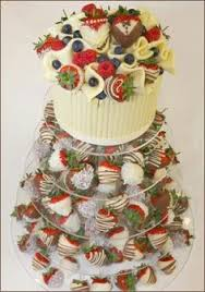 wedding cake alternatives brownie wedding cake 20 amazing alternative wedding cake ideas