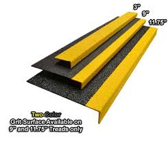 grit surface fiberglass stair treads are fiberglass step covers by