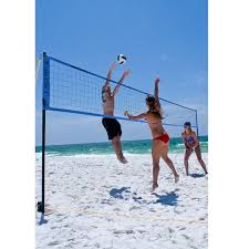 Backyard Volleyball Nets Outdoor Volleyball Net Systems Home Outdoor Decoration