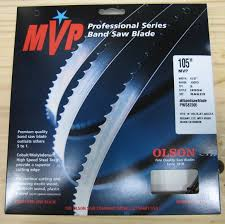 review olson mvp band saw blade