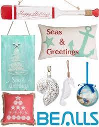 coastal beach christmas decor and ornaments at bealls http