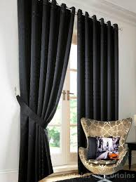 Thick Black Curtains Heavy Black Curtains 28 Images Heavy Duty Black Out Curtains