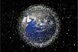 trouble in orbit the growing problem of space junk bbc news