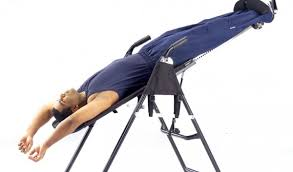 inversion bed how the best inversion table works great exercise routines