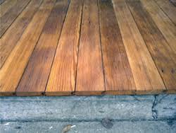 hawk meadow homecraft portfolio recycled fir porch