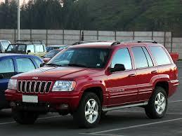 Jeep Grand Cherokee Overland 2003 4 7 V8 Garagem Garage