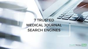 7 trusted medical journal search engines