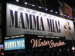 The Winter Garden Theater - mamma mia at the winter garden theatre mamma mia a musica u2026 flickr
