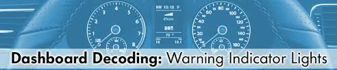 Lights On Dashboard Meaning Volkswagen Dashboard Warning Light Indictator Information