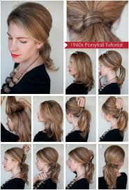 do it yourself haircuts for women do it yourself hairstyles for long hair diy ponytail hairstyles