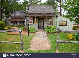 Small Cottage by A Small Cottage At The Peach Haus In Fredericksburg Texas Usa