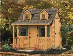 little log cottage playhouse north country shedsnorth country sheds