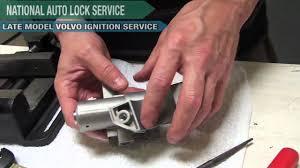 locksmith volvo ignition service youtube