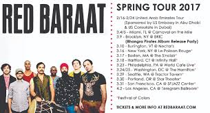 Spring Colors Red Baraat The Best Party Band In Years Npr