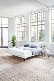 Simple White Bed Frame Simple White And Rustic Becki Owens