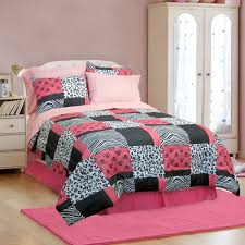 Teen Queen Bedding Bedroom Teen Girls Bedding Purple Animal Print Bedding