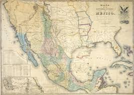 mexico map 1800 u s mexico relations council on foreign relations