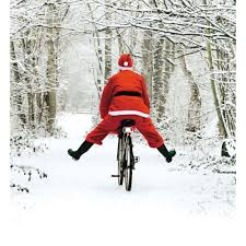 the sensitivity around a christmas themed class indoor cycling