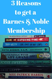 Barnes And Nobles Membership 3 Reasons To Get A Barnes U0026 Noble Membership My Belle Elle