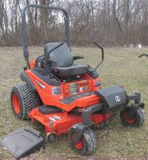 kubota zd331 pro commercial lawn mower item e7104 sold