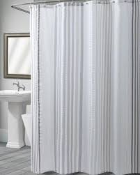 Stripe Shower Curtains Santorini Textured Stripe Shower Curtain By Croscill U2013 Beach House
