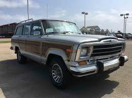 1989 jeep wagoneer 1989 jeep grand wagoneer for sale classiccars com cc 852404