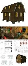 Tiny Cottages Floor Plans 25 Plans To Build Your Own Fully Customized Tiny House On A Budget