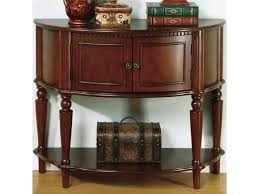 Antique Side Tables For Living Room Appealing Narrow Side Tables For Living Room With Antique Half