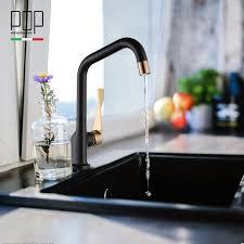 paint kitchen sink black pop brand new design brass kitchen sink faucet matte black color