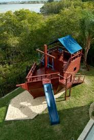Pirate Ship Backyard Playset by Pdf Plans Pirate Ship Playhouse Instructions Download How To Color