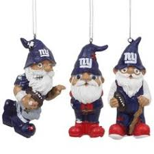 nfl new york giants sledding snowman ornament new york giants