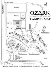 joplin mo map ozark christian map 1111 joplin mo