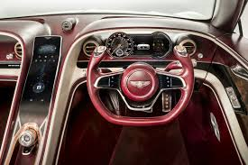 new bentley truck interior all electric bentley exp 12 speed 6e convertible at geneva 2017 by
