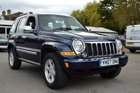turbo jeep cherokee 2007 jeep cherokee limited 2 8 crd turbo diesel 4wd automatic px