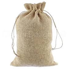 burlap drawstring bags cleverdelights 8 x 12 burlap bags with jute