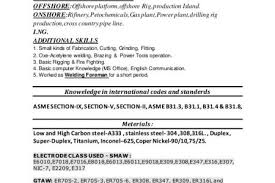 Welding Resume Examples by Resume Resume Examples Welding Resume Objective Welding Resume