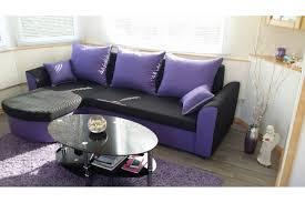Purple Corner Sofas Rimini Corner Sofa Bed