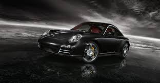 porsche 911 black porsche 911 black turbo image desktop wallpapers high definition